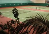 Tennis couverts Montjoie