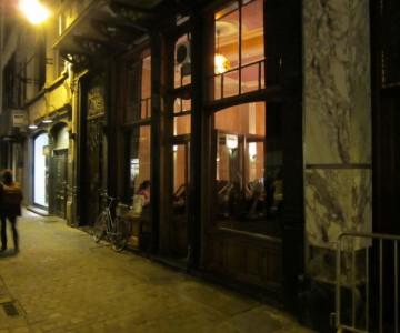 Fin de si cle - Restaurant cuisine belge bruxelles ...