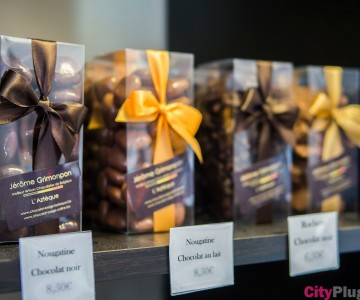 Jerome Grimonpon - Artisan chocolatier