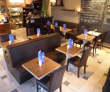 Le saint paul - Restaurant cuisine belge bruxelles ...