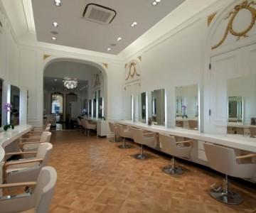 Dessange stephanie for Dessange salon de coiffure