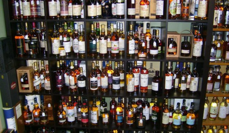 Whisky huis