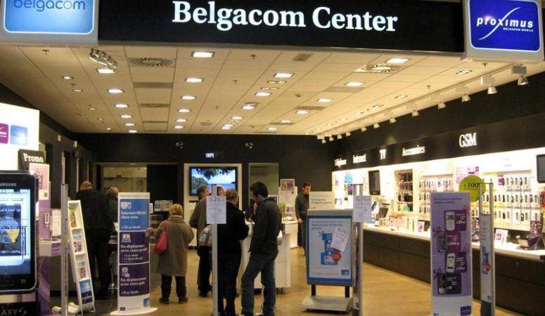 Belgacom center - Belle-île